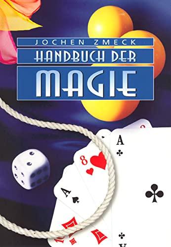 9783000496400: Zmeck, J: Handbuch der Magie