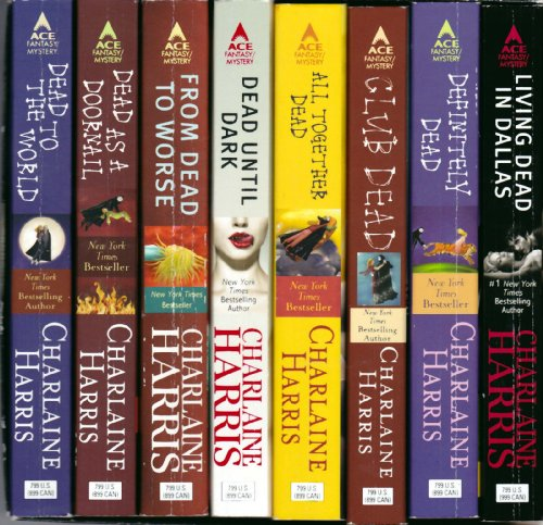 9783001148896: Sookie Stackhouse 8-Copy Boxed Set