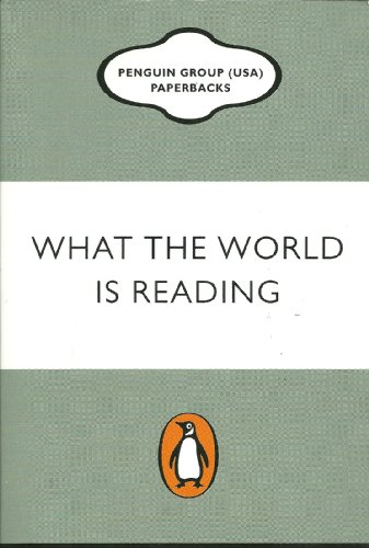 9783001160461: What the World is Reading