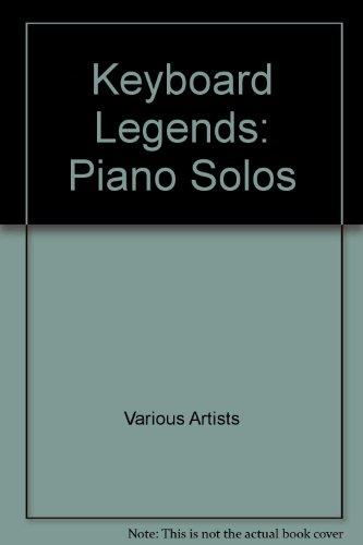 9783010106313: Keyboard Legends: Piano Solos