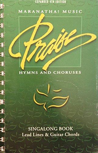 Praise Singalong Book: Maranatha, Music