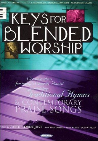 9783010139311: Keys for Blended Worship: Keyboard
