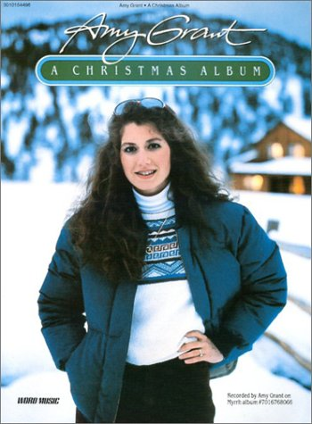 9783010154499: Amy Grant A Christmas Album