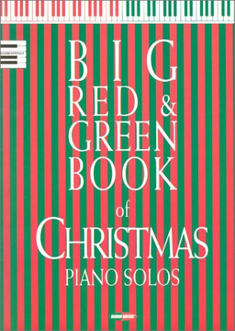 9783010166317: The Big Red and Green Book of Christmas Piano Solos