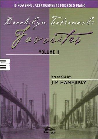 9783010168311: Brooklyn Tabernacle Favorites V2