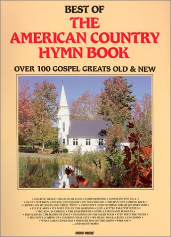 Best of The American Country Hymn Book