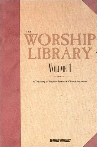 9783010345019: Worship Library: Volume 1 Choral Music