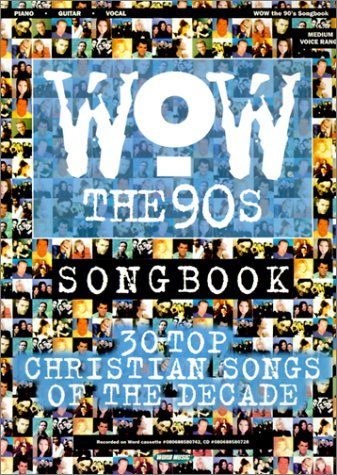 9783010450492: Wow the 90's Songbook