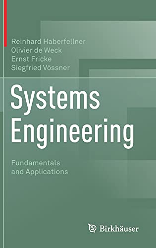 9783030134303: Systems Engineering: Fundamentals and Applications