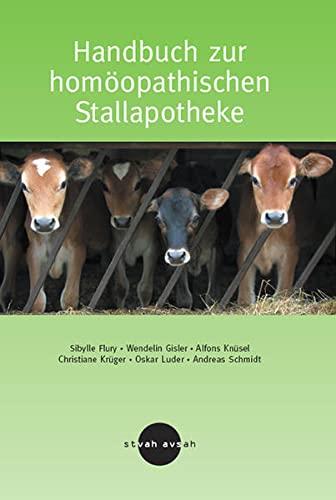 9783033011069: Handbuch zur homöopathischen Stallapotheke