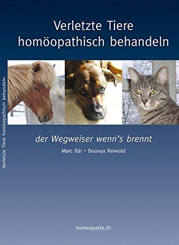 9783033011519: Verletzte Tiere homöopathisch behandeln