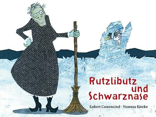 9783033021815: Rutzlibutz und Schwarznase