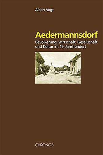Aedermannsdorf: Albert Vogt