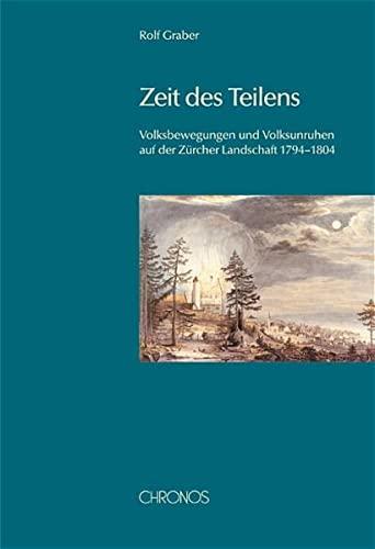 Zeit des Teilens: Rolf Graber
