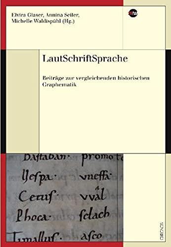 9783034010153: LautSchriftSprache