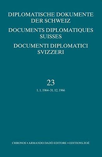 Diplomatische Dokumente der Schweiz 1945-1961 /Documents diplomatics Suisses 1945-1961 /...