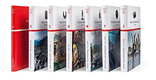 9783034011181: Die Geschichte des Kantons Schwyz. 7 Bände