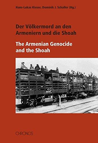 9783034012478: Der Völkermord an den Armeniern und die Shoah - The Armenian Genocide and the Shoa