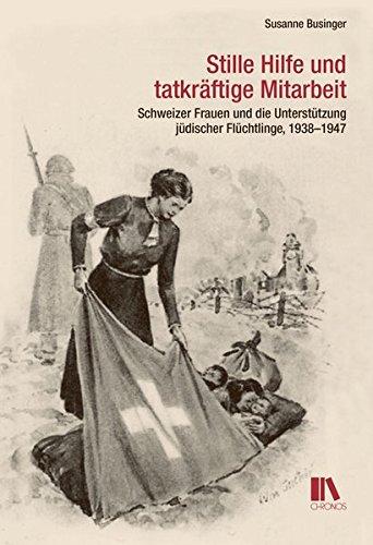 Stille Hilfe und tatkräftige Mitarbeit: Susanne Businger