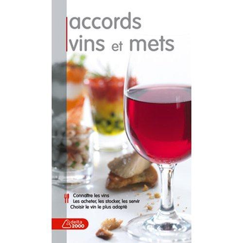 9783034110471: Accords vins et mets