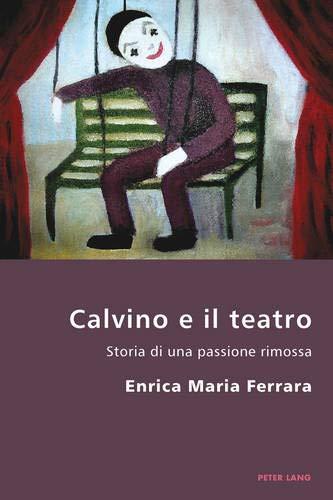 Calvino e il teatro: Enrica Maria Ferrara