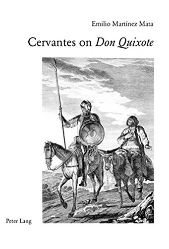9783034303521: Cervantes on «Don Quixote»: Translation from Spanish by Clark Colahan- Foreword by Anthony Close (Perspectivas Hispánicas)
