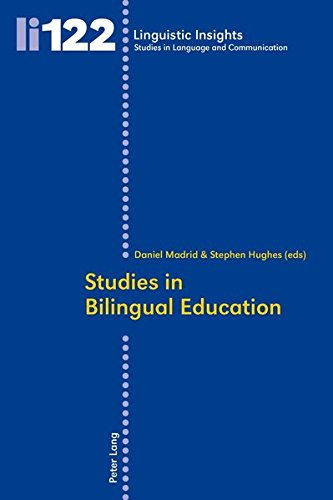 9783034304740: Studies in Bilingual Education (Linguistic Insights)