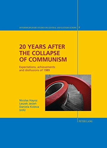20 Years after the Collapse of Communism: Peter Lang AG,