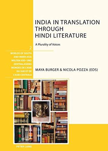 India in Translation through Hindi Literature: A
