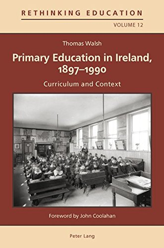 9783034307512: Primary Education in Ireland, 1897-1990: Curriculum and Context (Rethinking Education)