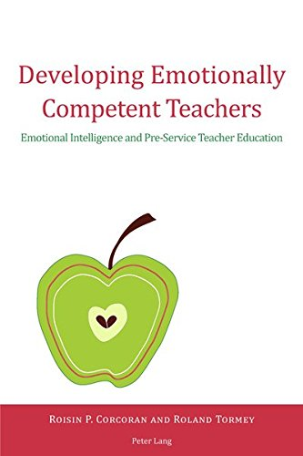 9783034307864: Developing Emotionally Competent Teachers: Emotional Intelligence and Pre-Service Teacher Education