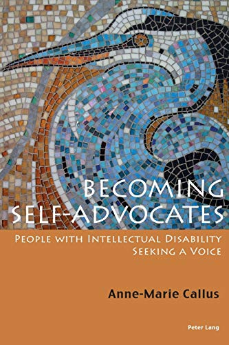 9783034309066: Becoming Self-Advocates: People with intellectual Disability seeking a Voice