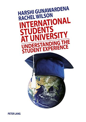 9783034310369: International Students at University: Understanding the Student Experience