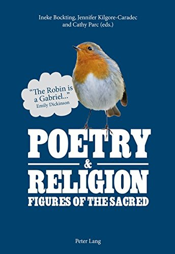 9783034314244: Poetry & Religion: Figures Of The Sacred