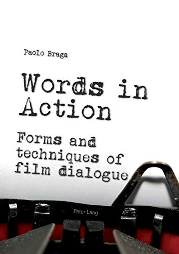 9783034316620: Words in Action: Forms and techniques of film dialogue