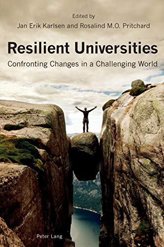 9783034317160: Resilient Universities: Confronting Changes in a Challenging World