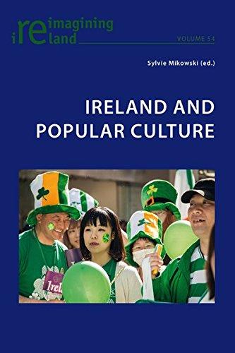 9783034317177: Ireland and Popular Culture (Reimagining Ireland)