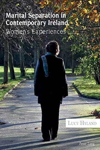 9783034318365: Marital Separation in Contemporary Ireland: Women's Experiences