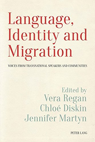 9783034319072: Language, Identity and Migration: Voices from Transnational Speakers and Communities (Language, Migration and Identity)
