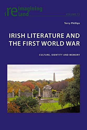 Irish Literature and the First World War: Terry Phillips