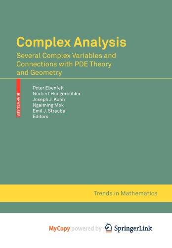 9783034600187: Complex Analysis