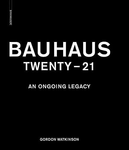 9783034600545: Bauhaus Twenty - 21