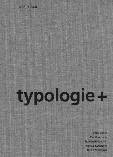 9783034600866: typologie+ (German Edition)