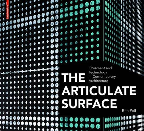 9783034602211: The Articulate Surface