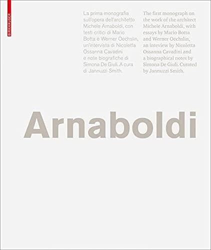 9783034603553: Michele Arnaboldi Architect (BIRKHÄUSER)