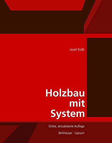 9783034605533: Holzbau mit System (BIRKHÄUSER)