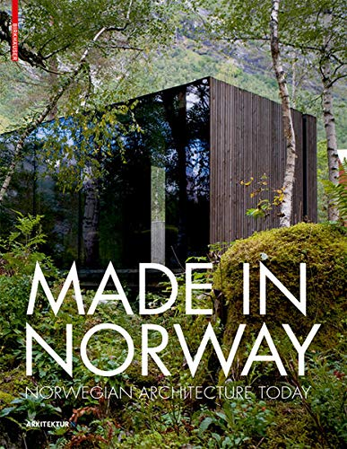 9783034605595: Made in Norway : Norwegian Architecture Today