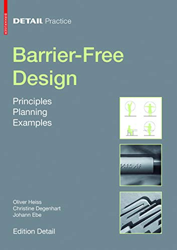 9783034605779: Barrier-Free Design (Detail Practice)