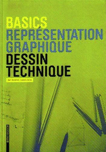 9783034606783: Basics Dessin technique (New ed.)