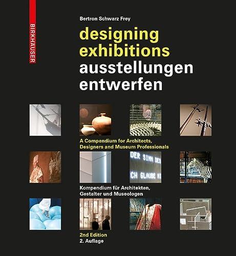 9783034607179: Ausstellungen entwerfen / Designing Exhibitions (English and German Edition)